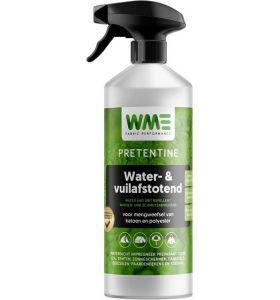 WME Impregneermiddel - Waterdicht Pretentine - Spray - 1L