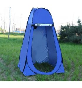 Homra Pop-Up Douchetent - 1 Persoons - Blauw