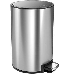 StangVollby Kallax Pedaalemmer - 5 Liter - RVS