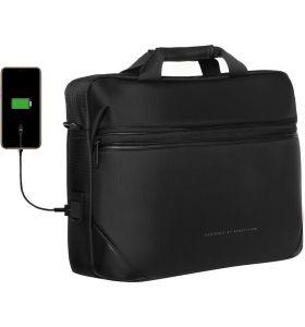 Strettler Byron laptoptas - 3.0 USB aansluiting - Waterdicht