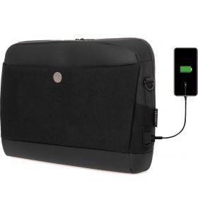 Strettler Kline laptoptas - 3.0 USB aansluiting - Waterdicht