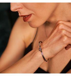 Laura Ferini armband Nodi - Zilverkleurig