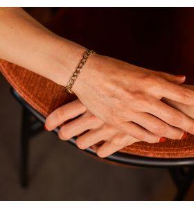 Laura Ferini armband Allora -  Goudkleurig