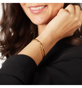 Laura Ferini armband Donella - Goudkleurig