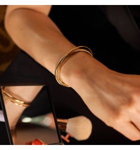 Laura Ferini armband Magari - Goudkleurig