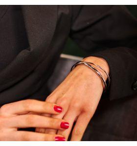 Laura Ferini armband Magari - Zilverkleurig