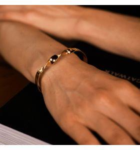 Laura Ferini armband Sera - Goudkleurig
