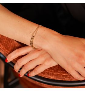 Laura Ferini armband Prego - Goudkleurig