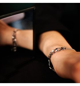 Laura Ferini armband Prego - Zilverkleurig