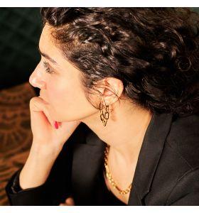 Laura Ferini oorbellen Valore - Goudkleurig