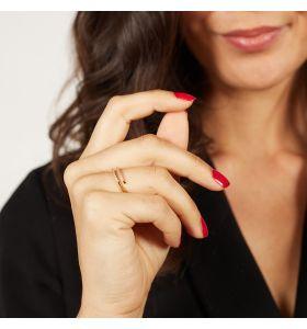Laura Ferini ring Pisa - Goudkleurig